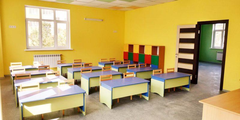 Група нового детского сада